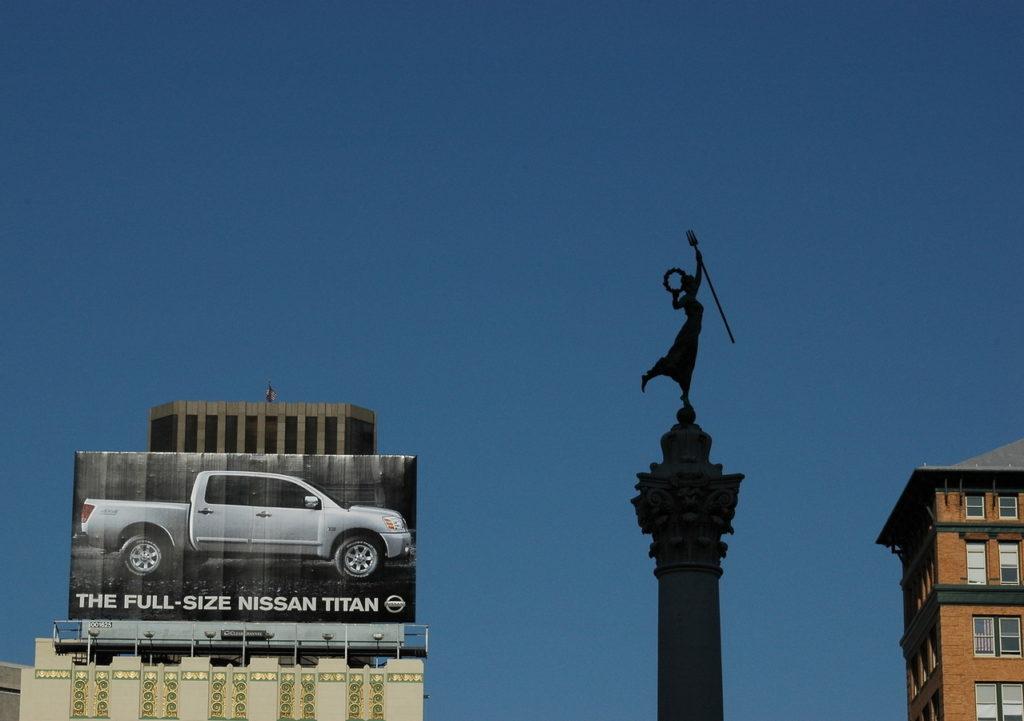 New York City S Best Billboard Printer Printing Earth